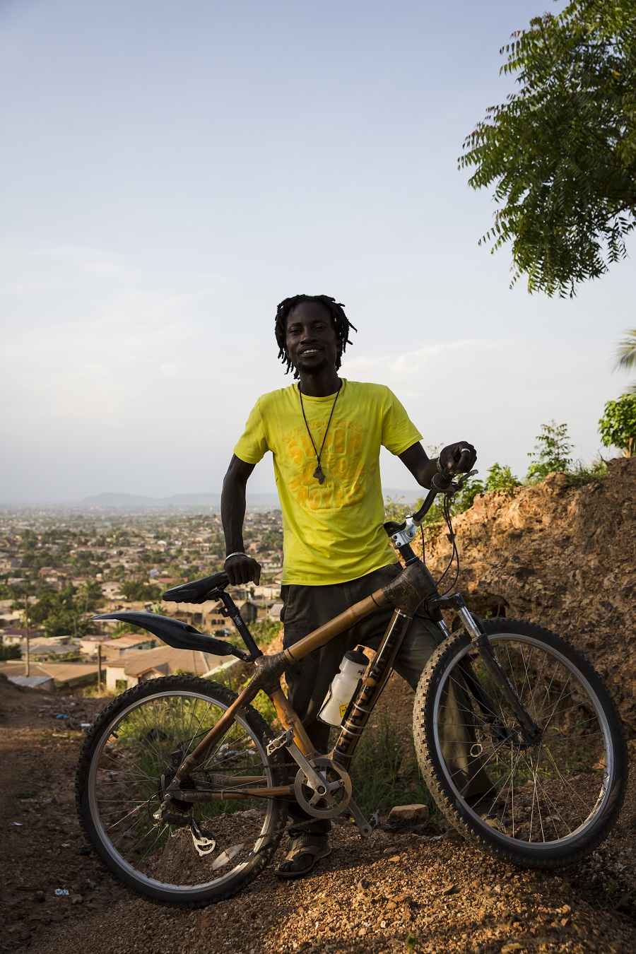 Ghana's Bamboo Bicycles - The Globalist