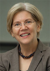 Elizabeth Warren. (Credit: Tim Pierce/Flickr)