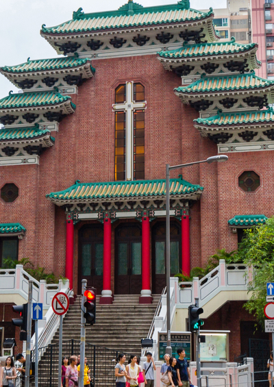 christianity china