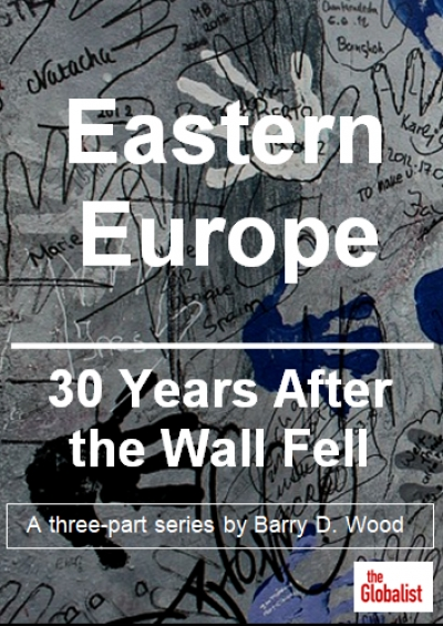 Thirty Years After the Wall Fell: Part 1 - The Baltics and Kaliningrad - The Globalist